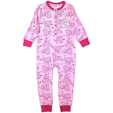 Per bambine 100% tutine in cotone pigiama