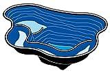 Ubbink Bassin préformé Calmus 145/220 L 1311012