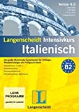 Langenscheidt Intensivkurs 5.0 Italienisch. Windows 7; Vista; XP; 2000: Das große...