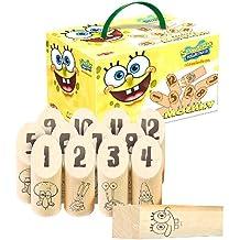 Tactic Games US SpongeBob SquarePants Molkky by Tactic Games US