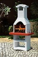 Banquet Tuscan Masonry Charcoal Barbecue