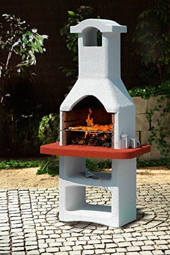 Primrose Banquet Tuscan Masonry Charcoal Barbecue