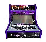 Arcade Machines - Batman (SET 5) - 2 jugadores Arcade Bartop Machine - 815 JUEGOS EN 1