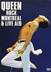 Queen - Rock Montreal & Live Aid(special edition)