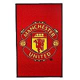 Crest Vorleger Teppich Manchester United