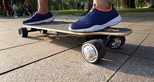 Alpha Ride S2 Skateboard électrique Mixte Adulte, Noir