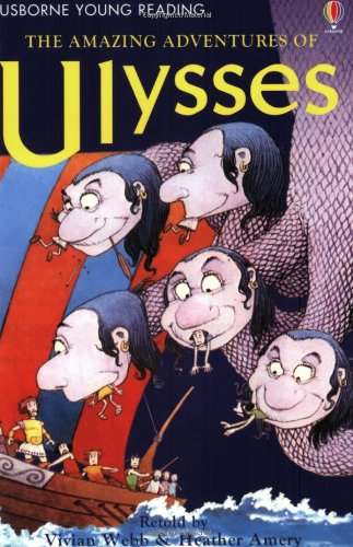 Amazing Adventures of Ulysses (Usborne Young Reading Series 2)