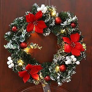 Handfly Guirnalda de Navidad con
