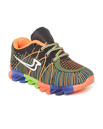 Maxis boys les running shoes uk-7