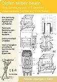 Ölofen Ölheizung selber bauen: 273 Patente zeigen wie es geht!
