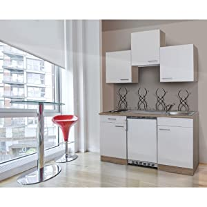 Mini Küchenzeilen mini küchenzeile dein haushalts shop