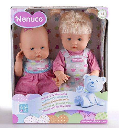 Nenuco de Famosa- Set de muñecos (700012950)