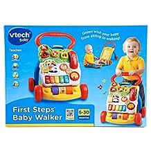 Vtech 80-61763 First Steps Baby Walker, Multi Color