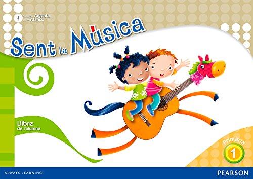 Sent la música 1 llibre de l'alumne (Comunitat Valenciana) (Siente la Música) - 9788420558295
