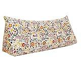 Unbekannt dreieck Kissen auf dem doppelbett rückenlehne Bett große Kissen abnehmbar und abwaschbar