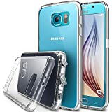 Rearth Handyh�lle Samsung Galaxy S6 - Ringke Fusion transparent