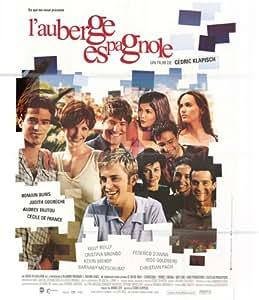 L' Auberge Espagnole Affiche du film Poster Movie L' Auberge Espagnole (27 x 40 In - 69cm x 102cm) French Style A