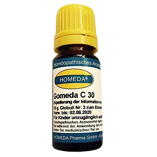 HOMEDA Gomeda C 30 Globuli 10 g Globuli by HOMEDA