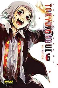 Tokyo Ghoul 6 par Sui Ishida