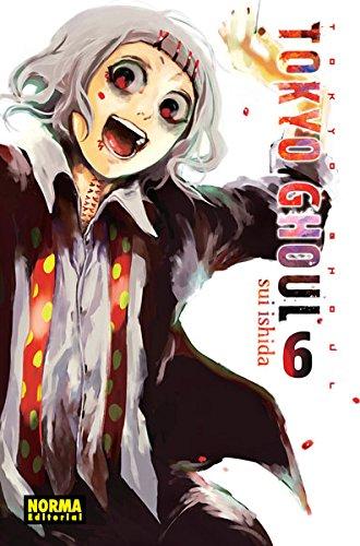Descargar Libro Tokyo Ghoul 6 (Shonen - Tokyo Ghoul) de Sui Ishida