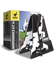 Gibbon Slacklines Independence Kit 70 - Slackline, color negro, talla única