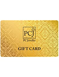 PCJ Gold Coin Jewellery Gift Card