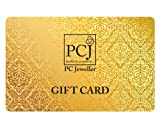 #3: PCJ Gold Coin Jewellery Gift Card - Rs.10000