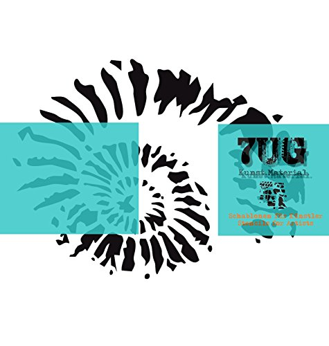designer-schablone-motiv-schnecke-snail-7ug-002-texturen-fr-knstler