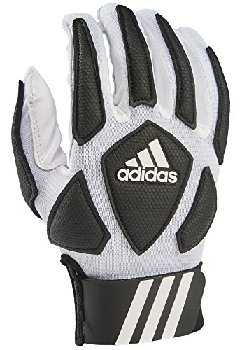 adidas Scorch Destroy 2 American Football Lineman Handschuhe - weiß/schwarz Gr. XL