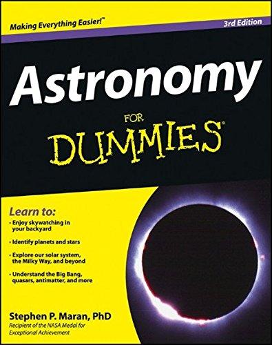Astronomy For Dummies por Stephen P. Maran