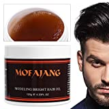 120g Haar Pomade Clay Haarstyling Lang anhaltende Natürliche Frisur Finalize Haar Wax für Herren