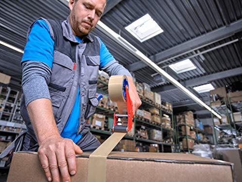 tesa Packband Ultra Strong, beste tesa Qualität, braun, 66m x 50mm - 3