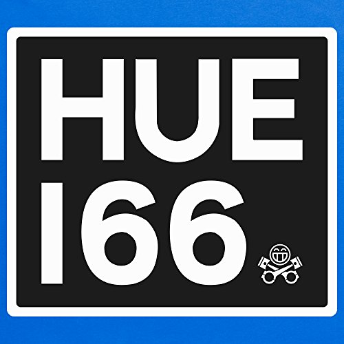 PistonHeads HUE 166 T-Shirt, Herren Royalblau