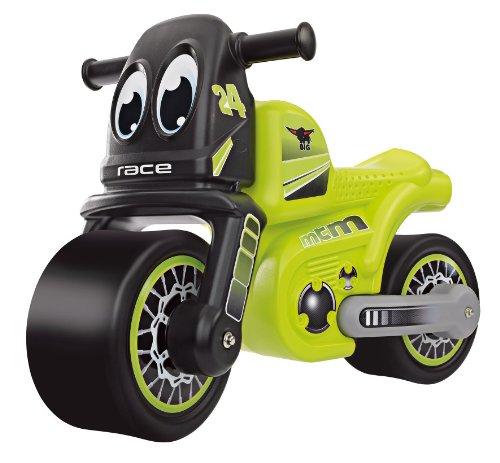 Imagen principal de BIG 56328 - Triciclo de carreras, color verde