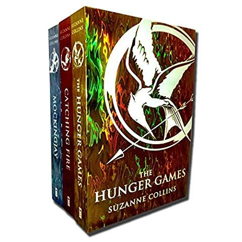 Hunger Games Trilogy Collection Classic 3 Books Set Pack By Suzanne Collins RRP: £23.97 (Hunger Games Collection) (Mockingjay Classic, Catching Fire Classic, The Hunger Games