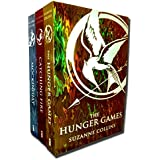Hunger Games Trilogy Collection Classic 3 Books Set Pack By Suzanne Collins RRP: £23.97 (Hunger Games Collection) (Mockingjay Classic, Catching Fire Classic, The Hunger Games Classic)