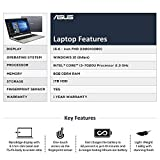 "ASUS X507 ( Core i3-7th Gen /8 GB/ 1TB HDD / 15.6"" FHD/ Windows 10 ) Thin and Light X507UA- EJ366T ( Stary Grey /1.68 kg)"