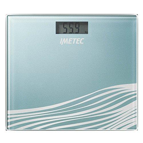 Bilancia pesapersone Imetec BS5 500, azzurro