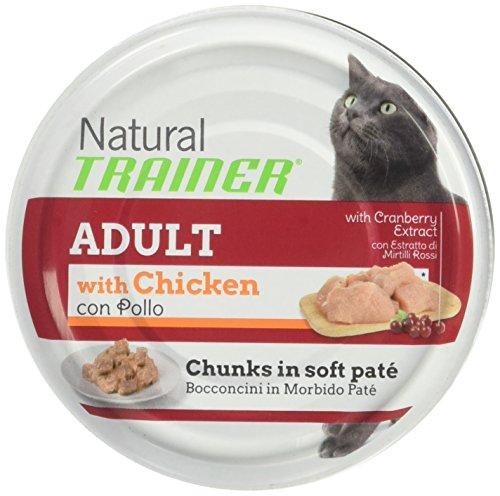 Natural Trainer Cat Adult Pollo Gr 80