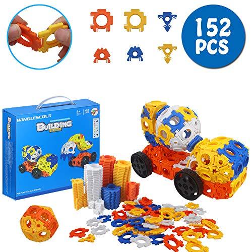 Winglescout fai da te vari stili creativi di animali auto navi giocattoli assemblati blocchi giocattoli per bambini giocattoli educativi mattoni giochi montessori bambini il regalo più adatto