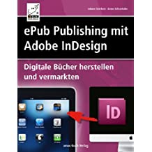 ePub Publishing mit Adobe InDesign