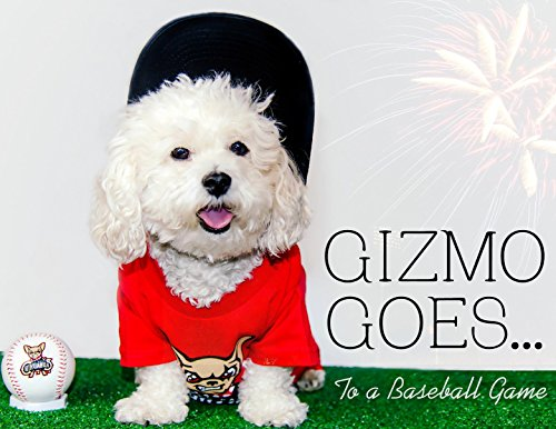 Gizmo Goes to Baseball Game (English Edition)