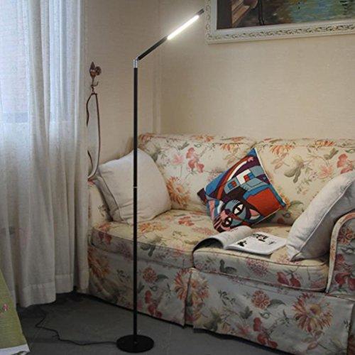 * Wohnzimmer Stehlampe Moderne Wohnzimmer Stehlampe, Schlafzimmer Nachttischlampe Lesebrille * Lesebrille (Ausgabe: Ladestil),Plug-Stil