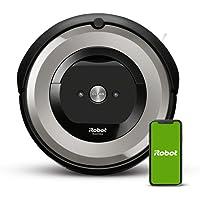 iRobot Roomba e5 (e5154) Saugroboter mit mit 3-stufigem Reinigungssystem, zwei Multibodenbürsten, WLAN Staubsauger…