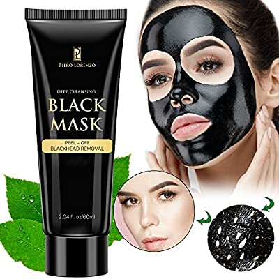 Blackhead Remover Black Mask Cleaner by Piero Lorenzo