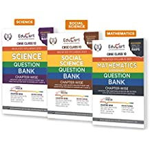 Educart Social Science,Science And Maths Class 10 Question Bank Combo Pack For 2021 Exam (With Reduced Syllabus) (Set Of 3 Books)