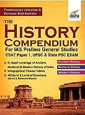 The History Compendium for IAS Prelims General Studies CSAT Paper 1, UPSC & State PSC