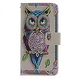 Cozy Hut Kunstleder Tasche für Samsung Galaxy E5 E500