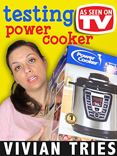 Canning Pot (Review: Power Cooker As Seen on TV Testing [OV])