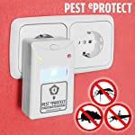 qtimber Pest eProtect Insect & Mouse Repeller 6 x 19 x 14 cm max 1000 characters 7